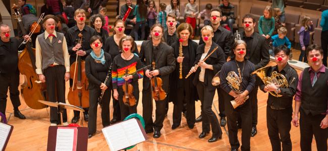 Erfahren Sie mehr über unsere Familien-Konzertreihen in der Berliner Philharmonie, der Urania, dem Rudolf-Steiner-Haus Dahlem und dem Fontane-Haus Reinickendorf.
